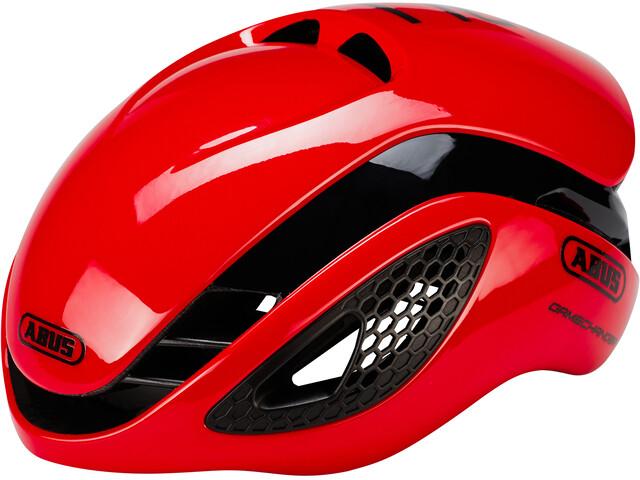 ABUS GameChanger Cykelhjelm, blaze red